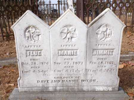 DIXON, JIMMIE - Columbia County, Arkansas | JIMMIE DIXON - Arkansas Gravestone Photos