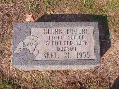DODSON, GLENN EUGENE - Columbia County, Arkansas | GLENN EUGENE DODSON - Arkansas Gravestone Photos