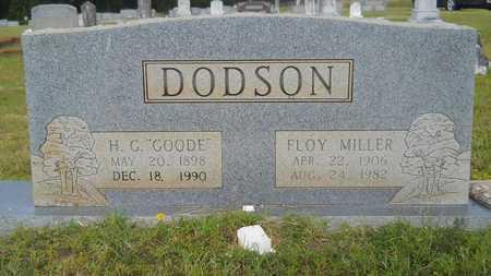 DODSON, FLOY - Columbia County, Arkansas | FLOY DODSON - Arkansas Gravestone Photos
