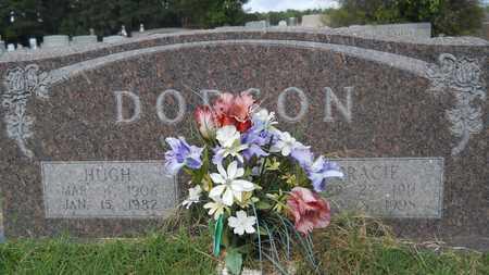 BARGE DODSON, GRACIE V - Columbia County, Arkansas | GRACIE V BARGE DODSON - Arkansas Gravestone Photos
