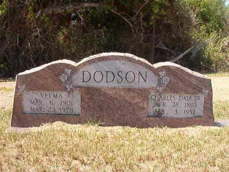 DODSON, VELMA - Columbia County, Arkansas | VELMA DODSON - Arkansas Gravestone Photos