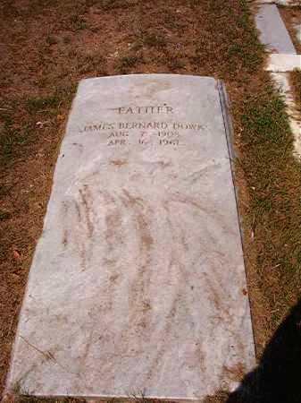 DOWNS, JAMES BERNARD - Columbia County, Arkansas   JAMES BERNARD DOWNS - Arkansas Gravestone Photos