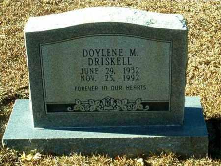 DRISKELL, DOYLENE M. - Columbia County, Arkansas | DOYLENE M. DRISKELL - Arkansas Gravestone Photos