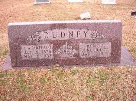 DUDNEY, ROMA A - Columbia County, Arkansas   ROMA A DUDNEY - Arkansas Gravestone Photos