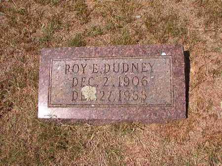 DUDNEY, ROY E - Columbia County, Arkansas | ROY E DUDNEY - Arkansas Gravestone Photos
