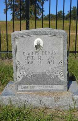 DUMAS, GLADIES - Columbia County, Arkansas | GLADIES DUMAS - Arkansas Gravestone Photos