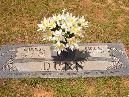 DUNN, JR, CALVIN - Columbia County, Arkansas | CALVIN DUNN, JR - Arkansas Gravestone Photos