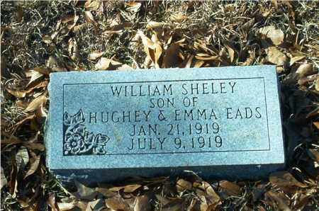 EADS, WILLIAM SHELEY - Columbia County, Arkansas | WILLIAM SHELEY EADS - Arkansas Gravestone Photos