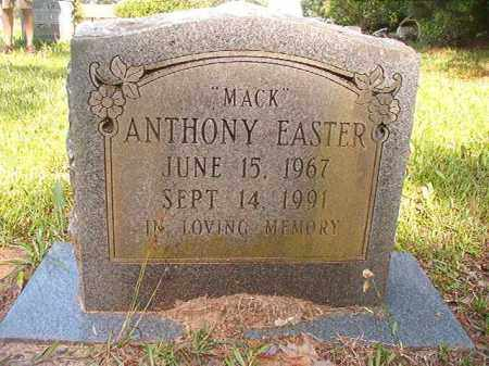 "EASTER, ANTHONY ""MACK"" - Columbia County, Arkansas | ANTHONY ""MACK"" EASTER - Arkansas Gravestone Photos"