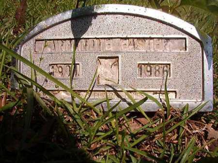 EASTER, ARMANDIE - Columbia County, Arkansas | ARMANDIE EASTER - Arkansas Gravestone Photos