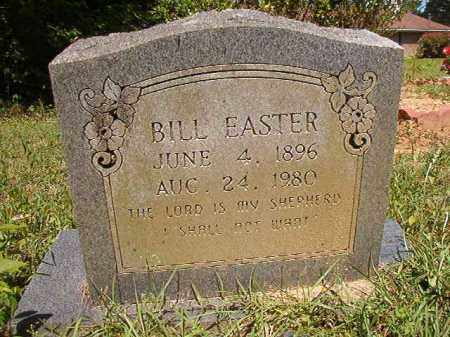 EASTER, BILL - Columbia County, Arkansas | BILL EASTER - Arkansas Gravestone Photos