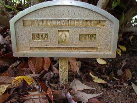 EASTER, DORIS RAY - Columbia County, Arkansas | DORIS RAY EASTER - Arkansas Gravestone Photos