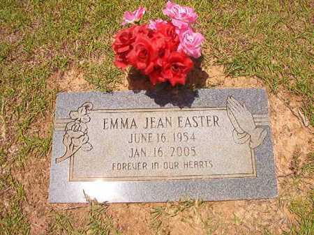 EASTER, EMMA JEAN - Columbia County, Arkansas   EMMA JEAN EASTER - Arkansas Gravestone Photos