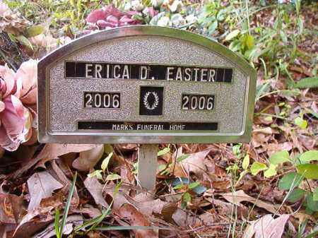 EASTER, ERICA D - Columbia County, Arkansas   ERICA D EASTER - Arkansas Gravestone Photos