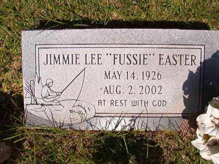 """EASTER, JIMMIE LEE """"FUSSIE"""" - Columbia County, Arkansas 