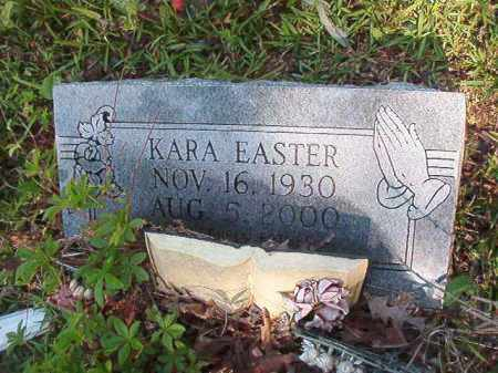 EASTER, KARA - Columbia County, Arkansas | KARA EASTER - Arkansas Gravestone Photos