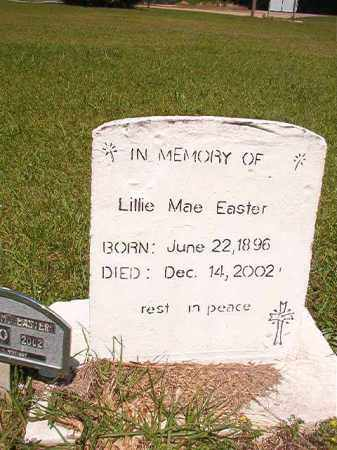 EASTER, LILLIE MAE - Columbia County, Arkansas | LILLIE MAE EASTER - Arkansas Gravestone Photos