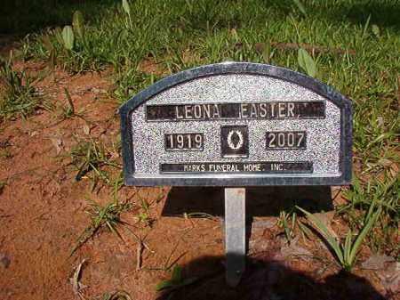 EASTER, LEONA - Columbia County, Arkansas   LEONA EASTER - Arkansas Gravestone Photos