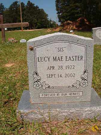 EASTER, LUCY MAE - Columbia County, Arkansas | LUCY MAE EASTER - Arkansas Gravestone Photos