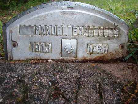 EASTER, MANUEL - Columbia County, Arkansas | MANUEL EASTER - Arkansas Gravestone Photos