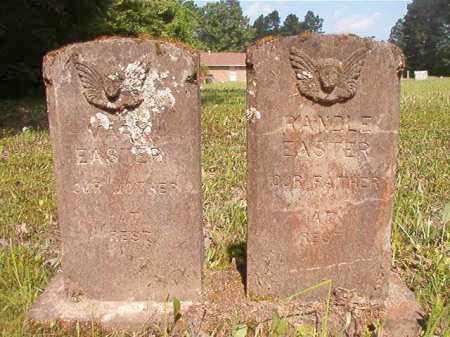 EASTER, RANDLE - Columbia County, Arkansas   RANDLE EASTER - Arkansas Gravestone Photos