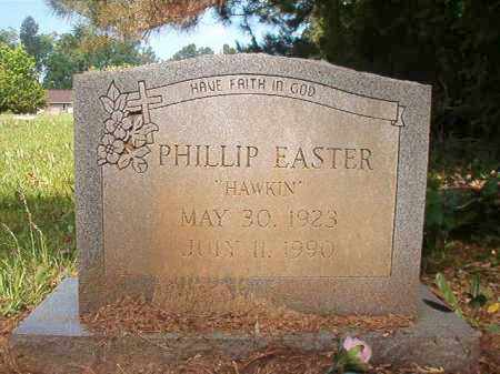 "EASTER, PHILLIP ""HAWKIN"" - Columbia County, Arkansas | PHILLIP ""HAWKIN"" EASTER - Arkansas Gravestone Photos"