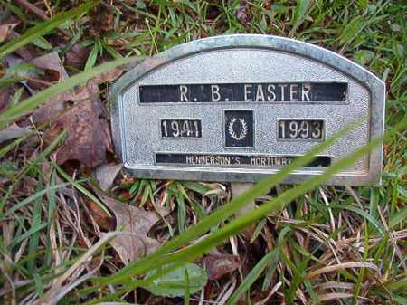EASTER, R B - Columbia County, Arkansas | R B EASTER - Arkansas Gravestone Photos