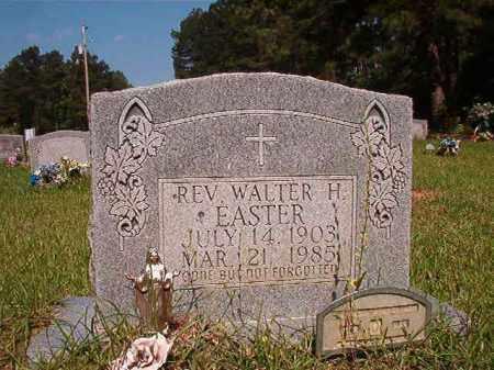 EASTER, REV, WALTER H - Columbia County, Arkansas   WALTER H EASTER, REV - Arkansas Gravestone Photos