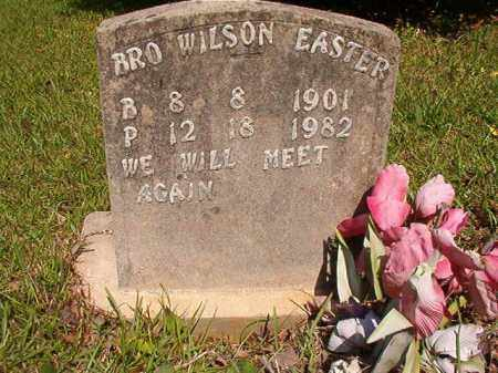 EASTER, WILSON - Columbia County, Arkansas | WILSON EASTER - Arkansas Gravestone Photos
