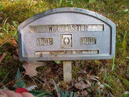 EASTER, W C - Columbia County, Arkansas   W C EASTER - Arkansas Gravestone Photos