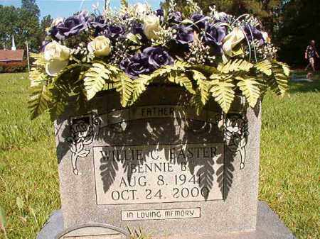 """EASTER, WILLIE C """"BENNIE B"""" - Columbia County, Arkansas 