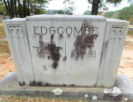 EDGCOMBE, CHARLIE - Columbia County, Arkansas | CHARLIE EDGCOMBE - Arkansas Gravestone Photos