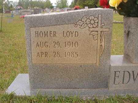 EDWARDS, HOMER LOYD - Columbia County, Arkansas | HOMER LOYD EDWARDS - Arkansas Gravestone Photos