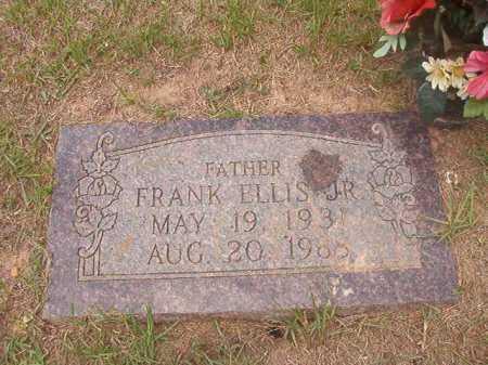 ELLIS, JR, FRANK - Columbia County, Arkansas | FRANK ELLIS, JR - Arkansas Gravestone Photos