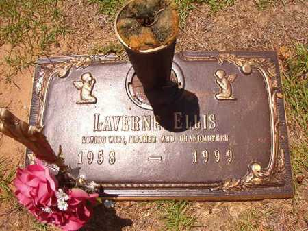 ELLIS, LAVERNE - Columbia County, Arkansas | LAVERNE ELLIS - Arkansas Gravestone Photos