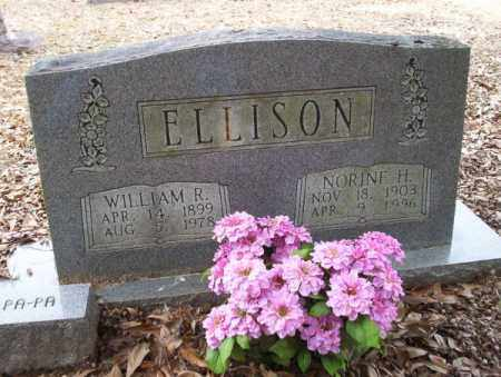 ELLISON, WILLIAM R - Columbia County, Arkansas | WILLIAM R ELLISON - Arkansas Gravestone Photos
