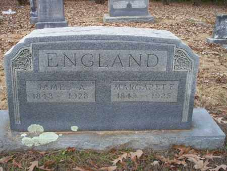 ENGLAND, MARGARET F - Columbia County, Arkansas | MARGARET F ENGLAND - Arkansas Gravestone Photos