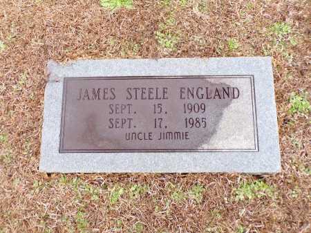 ENGLAND, JAMES STEELE - Columbia County, Arkansas   JAMES STEELE ENGLAND - Arkansas Gravestone Photos