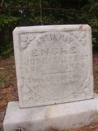 ENGLE, ARTIA MAY - Columbia County, Arkansas | ARTIA MAY ENGLE - Arkansas Gravestone Photos
