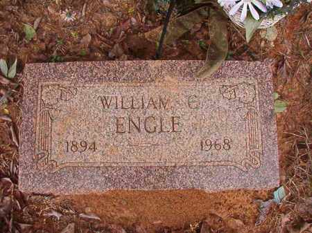 ENGLE, WILLIAM C - Columbia County, Arkansas | WILLIAM C ENGLE - Arkansas Gravestone Photos