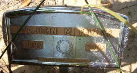 FARMER, JOHN M - Columbia County, Arkansas   JOHN M FARMER - Arkansas Gravestone Photos