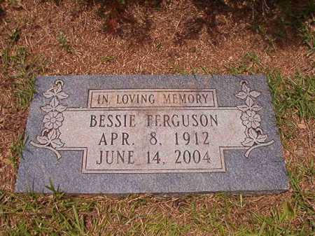 FERGUSON, BESSIE - Columbia County, Arkansas | BESSIE FERGUSON - Arkansas Gravestone Photos