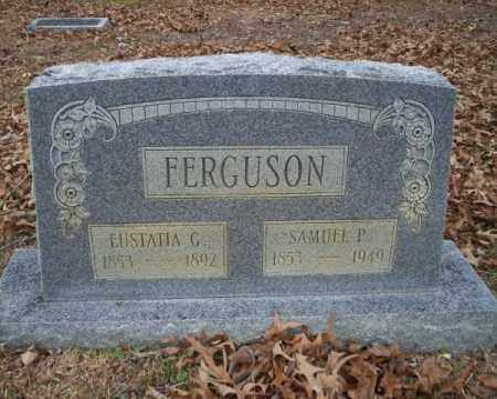 FERGUSON, SAMUEL P - Columbia County, Arkansas   SAMUEL P FERGUSON - Arkansas Gravestone Photos