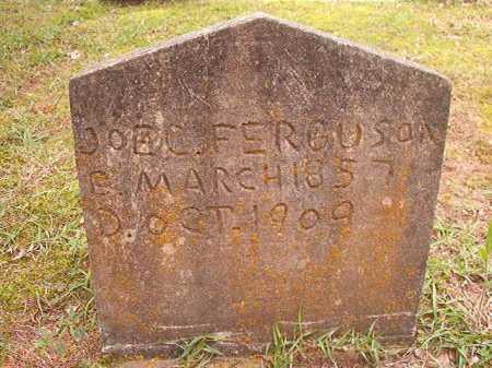 FERGUSON, JOE C - Columbia County, Arkansas   JOE C FERGUSON - Arkansas Gravestone Photos