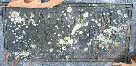 FERGUSON, MAGGIE M - Columbia County, Arkansas   MAGGIE M FERGUSON - Arkansas Gravestone Photos