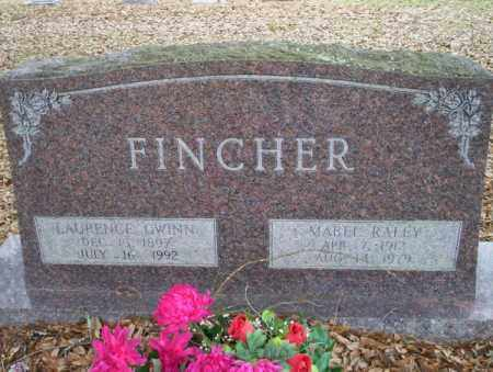 RALEY FINCHER, MABLE - Columbia County, Arkansas | MABLE RALEY FINCHER - Arkansas Gravestone Photos