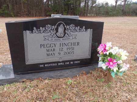 FINCHER, PEGGY - Columbia County, Arkansas   PEGGY FINCHER - Arkansas Gravestone Photos