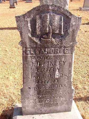 FINLEY, ELEANOR E - Columbia County, Arkansas | ELEANOR E FINLEY - Arkansas Gravestone Photos