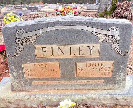 FINLEY, FRED - Columbia County, Arkansas | FRED FINLEY - Arkansas Gravestone Photos