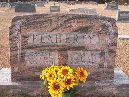 FLAHERTY, MARY B - Columbia County, Arkansas   MARY B FLAHERTY - Arkansas Gravestone Photos